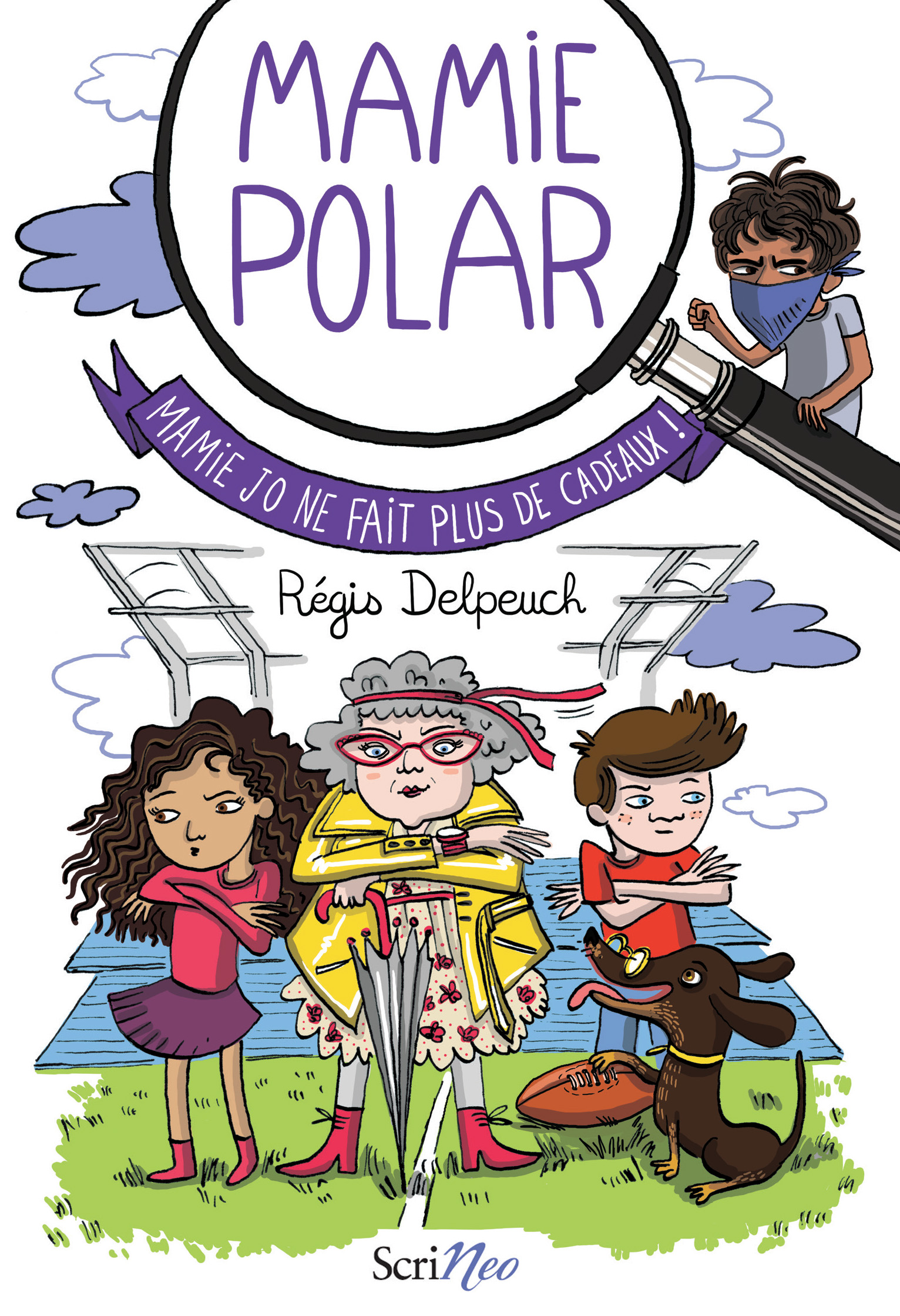 couverture Mamie Polar 3